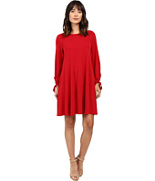 Karen Kane - Tie-Sleeve Swing Dress