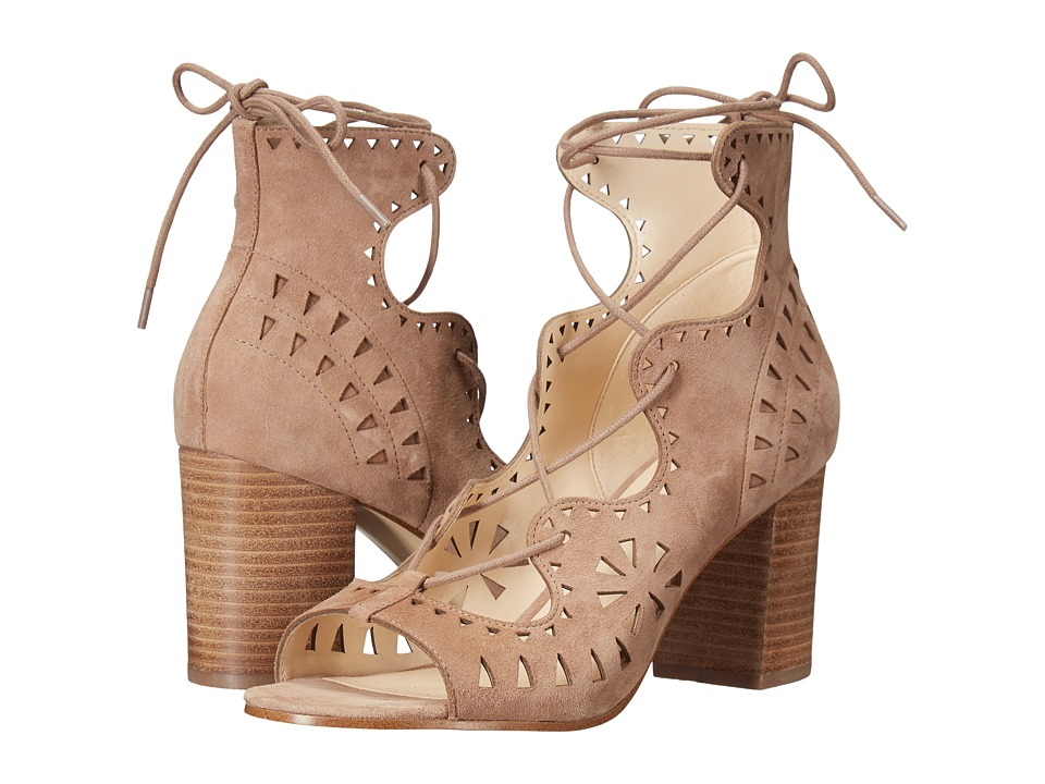 Nine West - Gweniah (Natural Suede) Womens Shoes