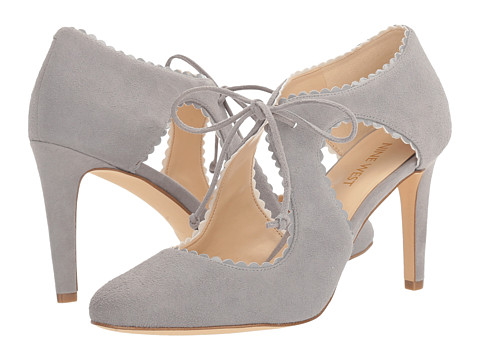 Nine West Hypatia - Grey Suede