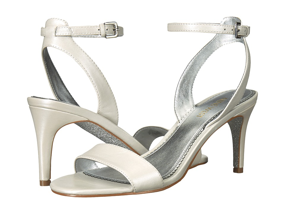 Nine West - Jazz (Soft Pearl Metallic) High Heels