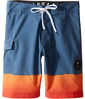 VISSLA Kids - So Stoked Four-Way Stretch Boardshorts 17