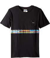 VISSLA Kids - Woodside Short Sleeve Knit (Big Kids)