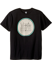 VISSLA Kids - Miniature 30 Singles Short Sleeve Tee (Big Kids)