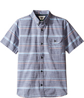 VISSLA Kids - Table Tops Short Sleeve Woven (Big Kids)