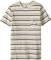 VISSLA Kids - Breaker Short Sleeve Knit (Big Kids)