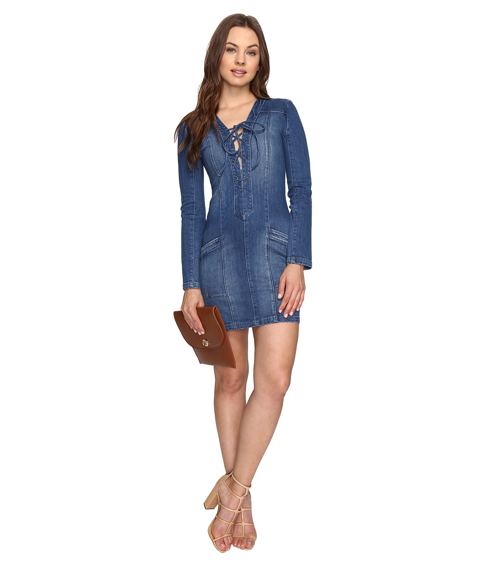 The Jetset Diaries Tash Dress (Vintage Blue) Women