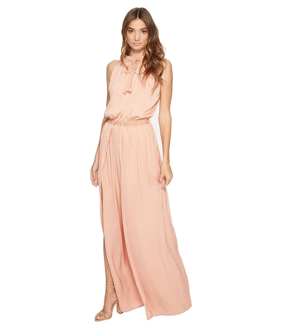 The Jetset Diaries Omara Maxi Dress (Copper) Women