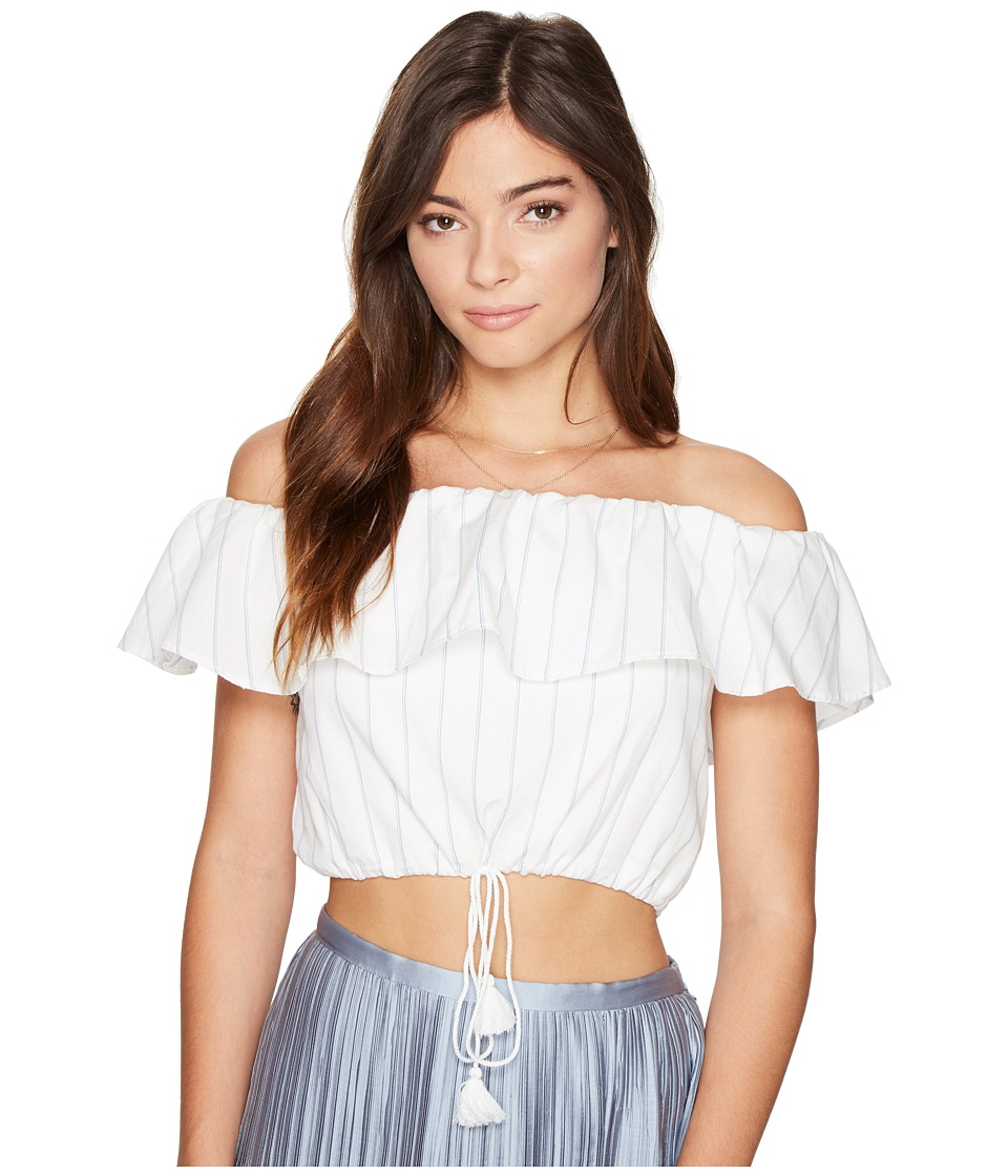 The Jetset Diaries The Jetset Diaries - Anika Crop Top