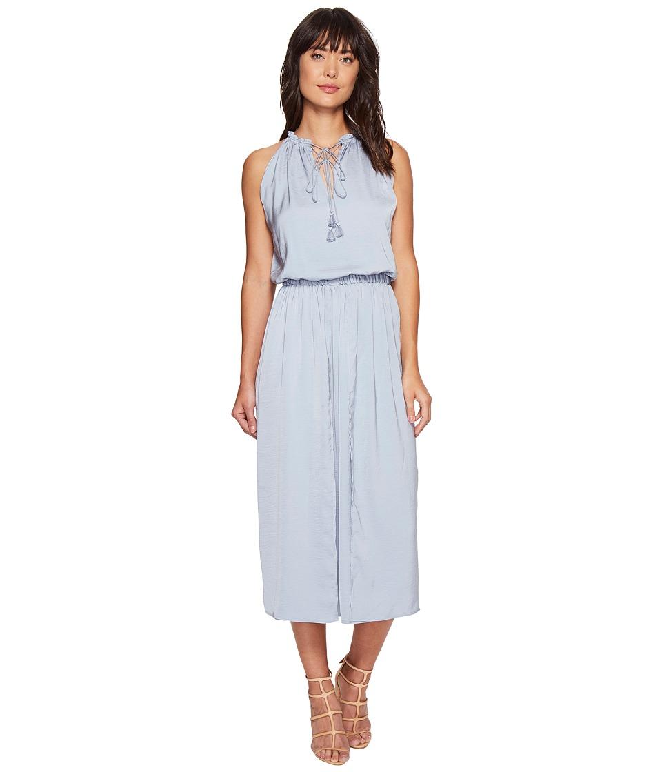 The Jetset Diaries Omara Midi Dress (Powder Blue) Women