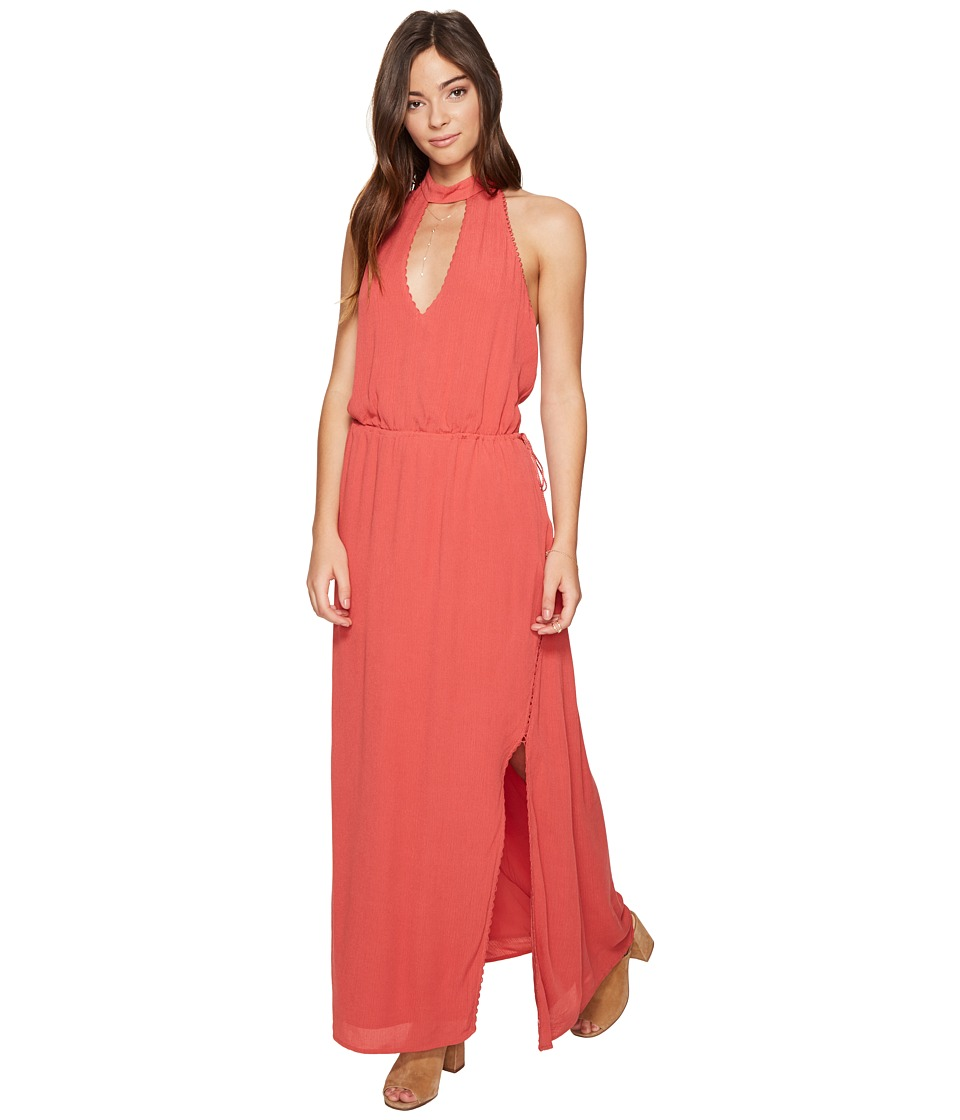 The Jetset Diaries The Jetset Diaries - Golden Island Maxi Dress