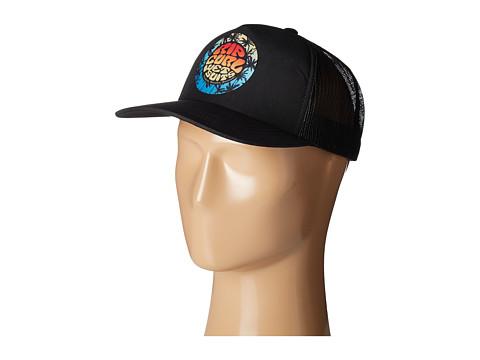 Rip Curl Super Wetty Trucker Hat - Black