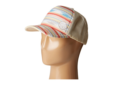 Rip Curl White Sands Trucker Hat - Natural