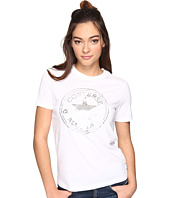 Converse - Metallic Chuck Patch Short Sleeve Crew Tee