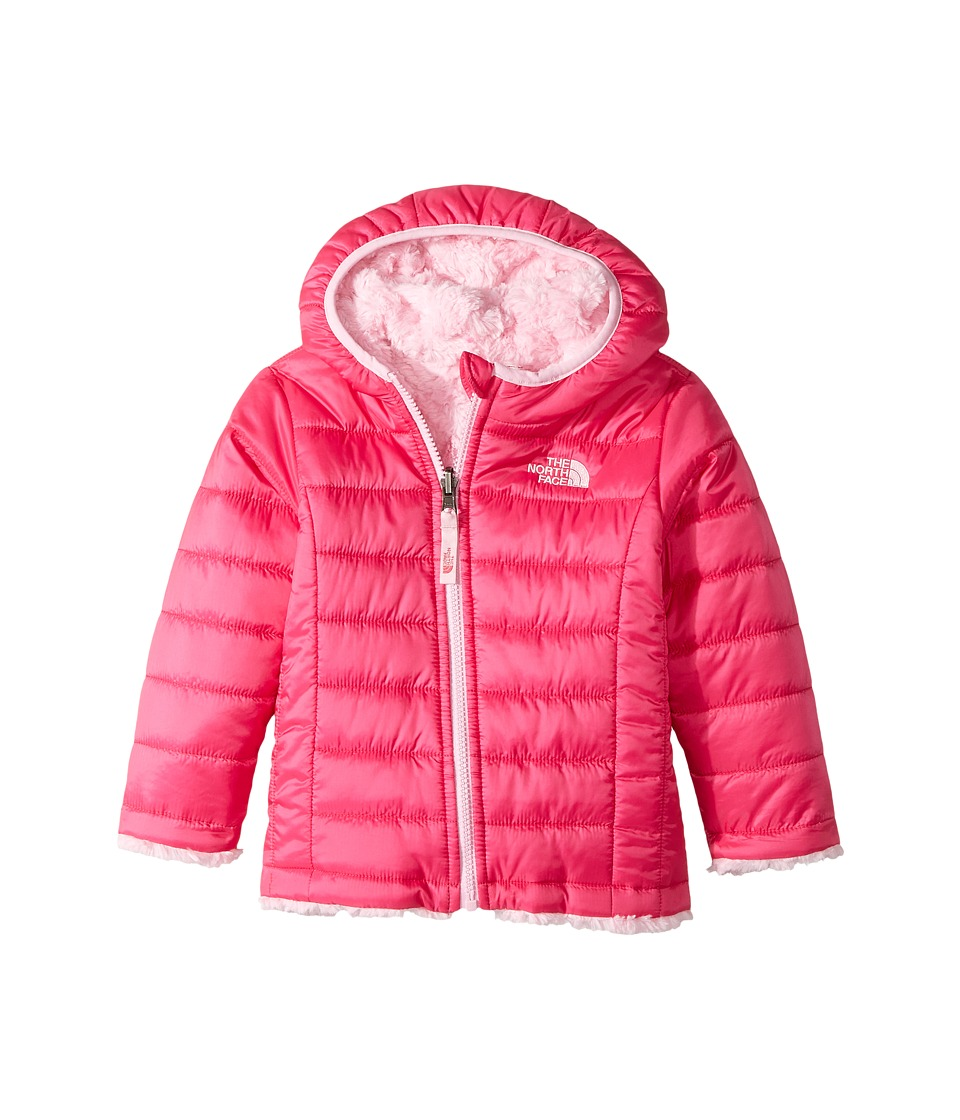 North Face Reversible Mossbud Swirl Hoodie (Infant) (Pett...