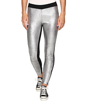 Converse - Metallic Moto Leggings