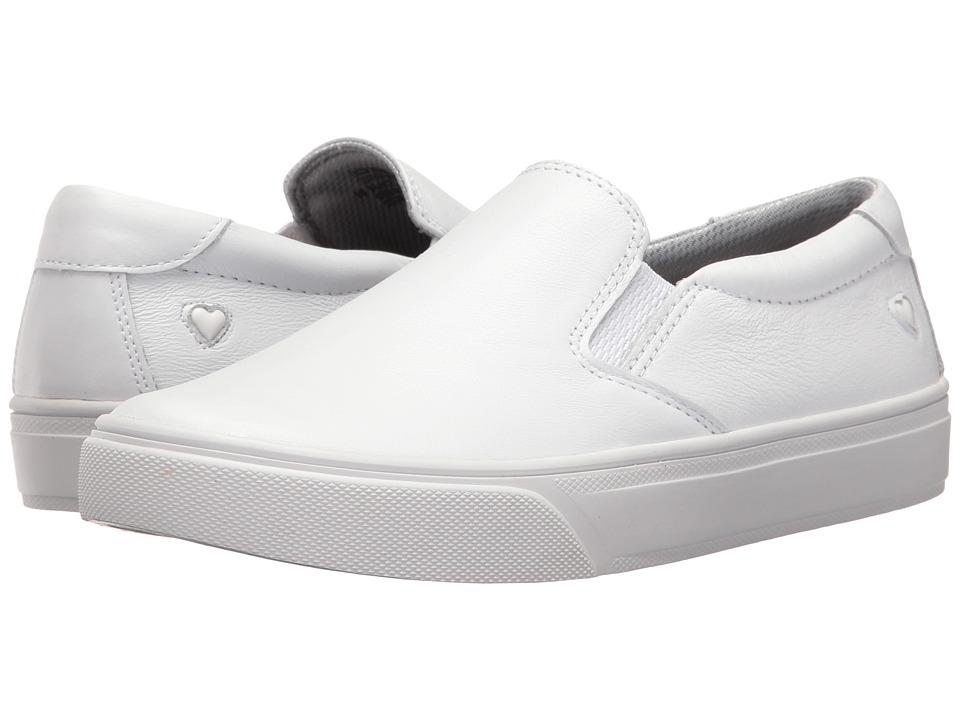 Nurse Mates Faxon (White) Slip-On Shoes