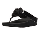 FitFlop - Florrie Toe-Post (Black)