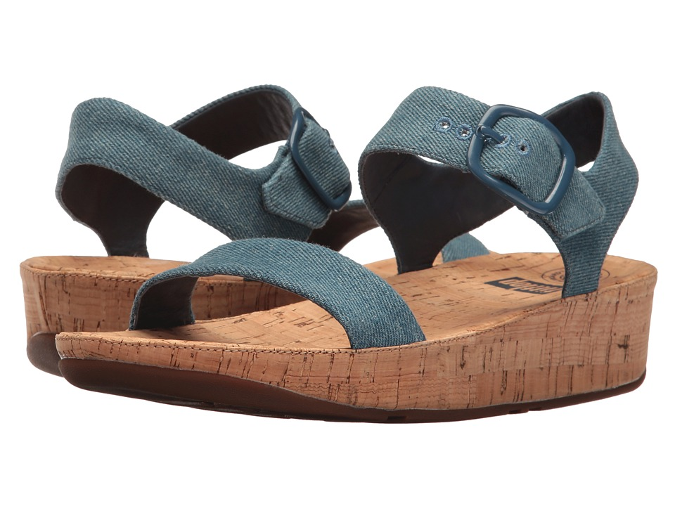 FitFlop Bon Sandal (Denim) Women