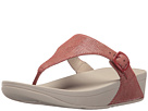 FitFlop - The Skinny Lizard Print (Spice)