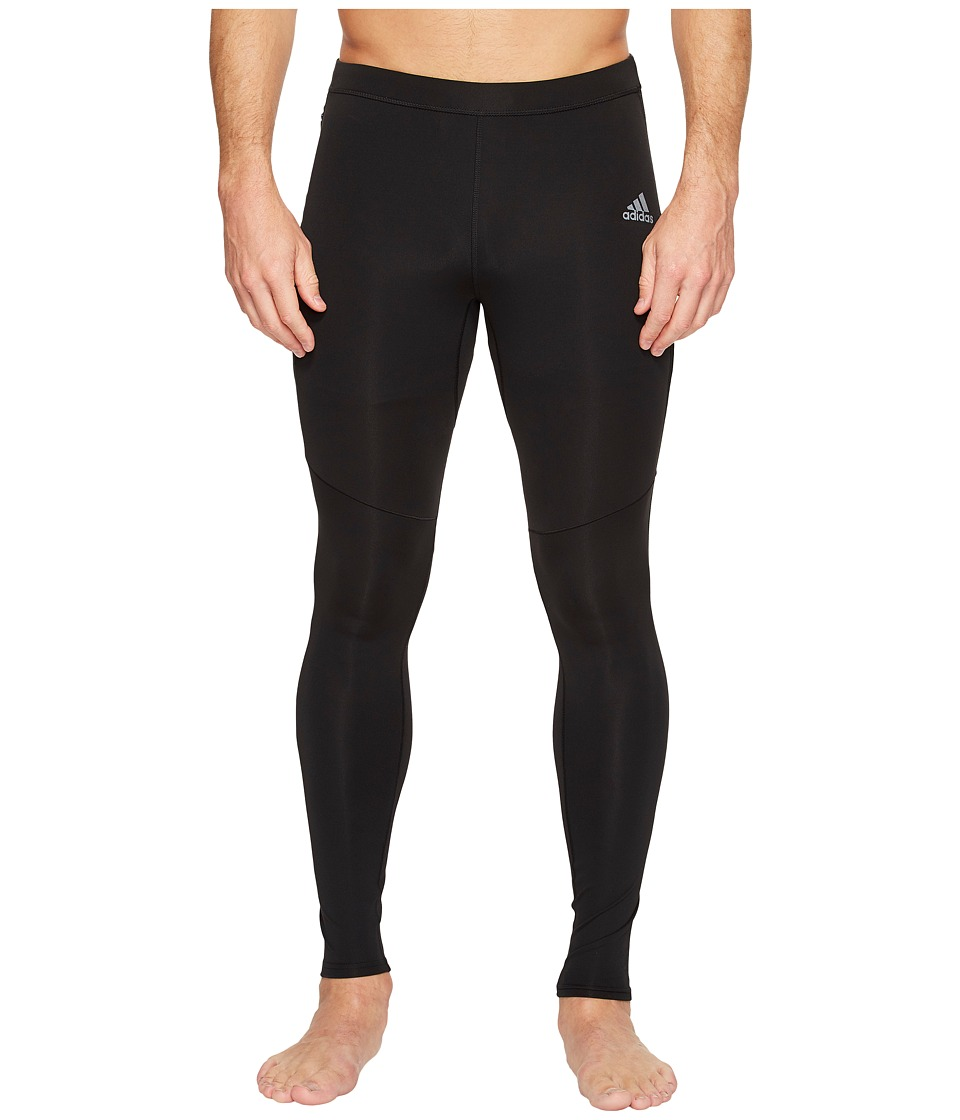 adidas Response Long Tights (Black) Men