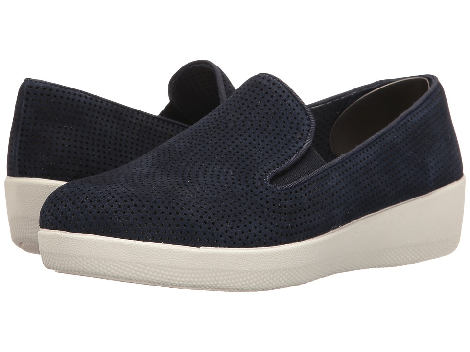 FitFlop Superskate Perf (Midnight Navy) Women