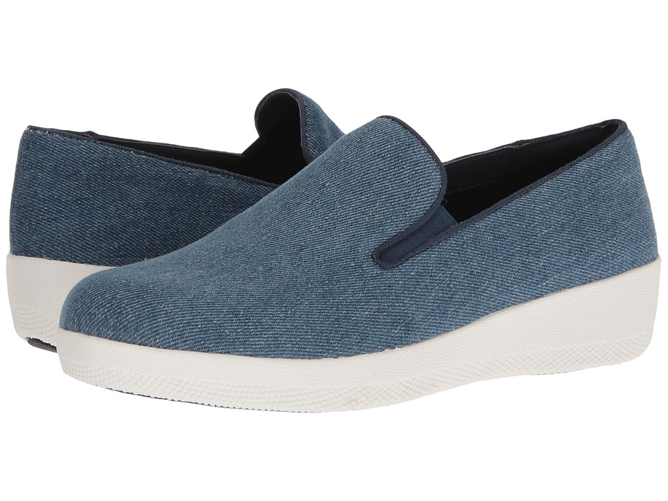 FitFlop Superskate Denim (Denim) Women