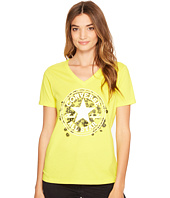 Converse - Daisy Chuck Patch V-Neck Short Sleeve Tee