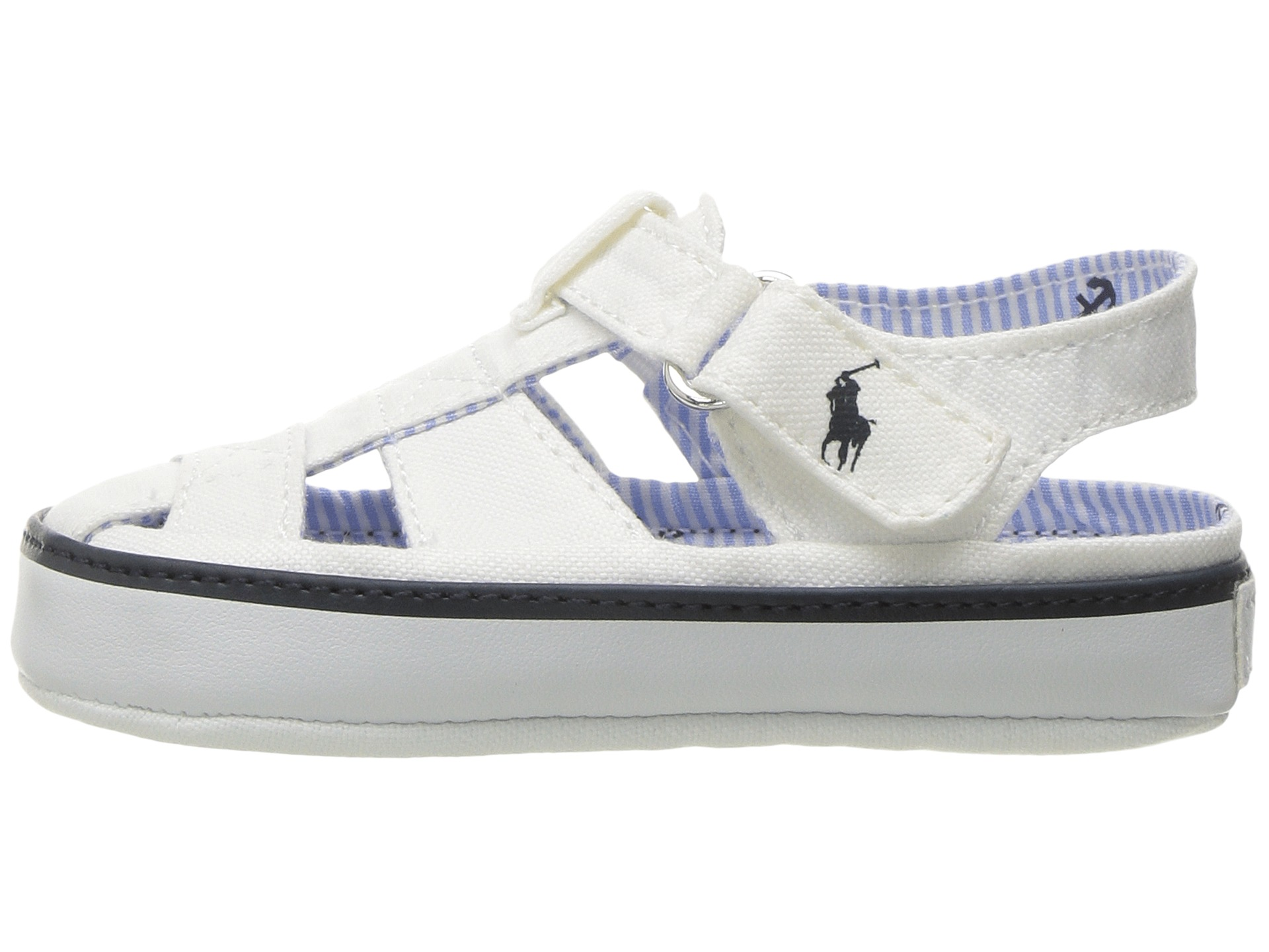 Polo Ralph Lauren Kids Sander Fisherman Shoes