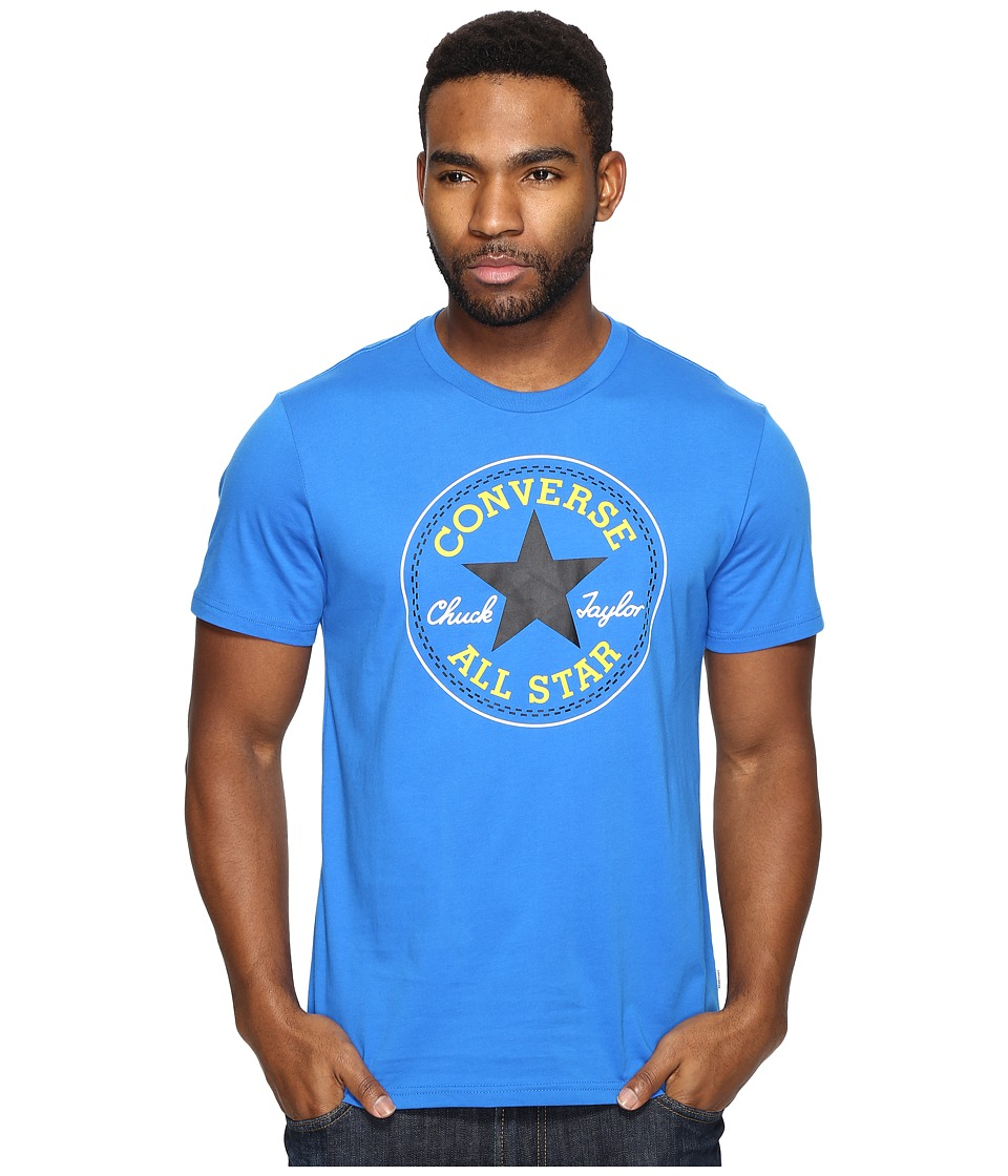 Converse Core Chuck Patch Tee (Soar Blue) Men