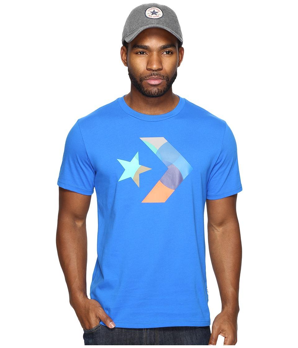 Converse CONS Skate Logo Tee (Soar Blue) Men