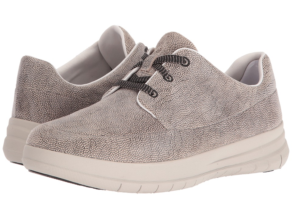 FitFlop Sporty-Pop Sneaker (Stone (Pebbleprint)) Women