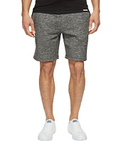 Converse - Blocked Marled Fleece Shorts