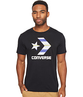 Converse - Star Chevron Stripe Fill Tee