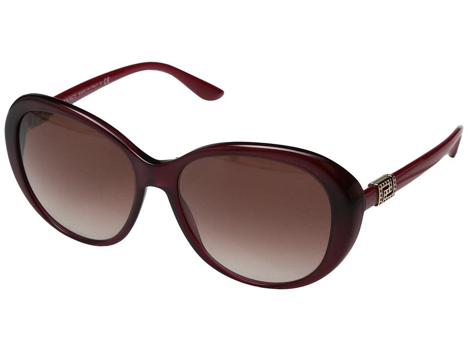 cf854a82dcc ... Brown EAN 8053672645644 product image for Versace - VE4324B (Opal  Bordeaux Brown Gradient) Fashion ...