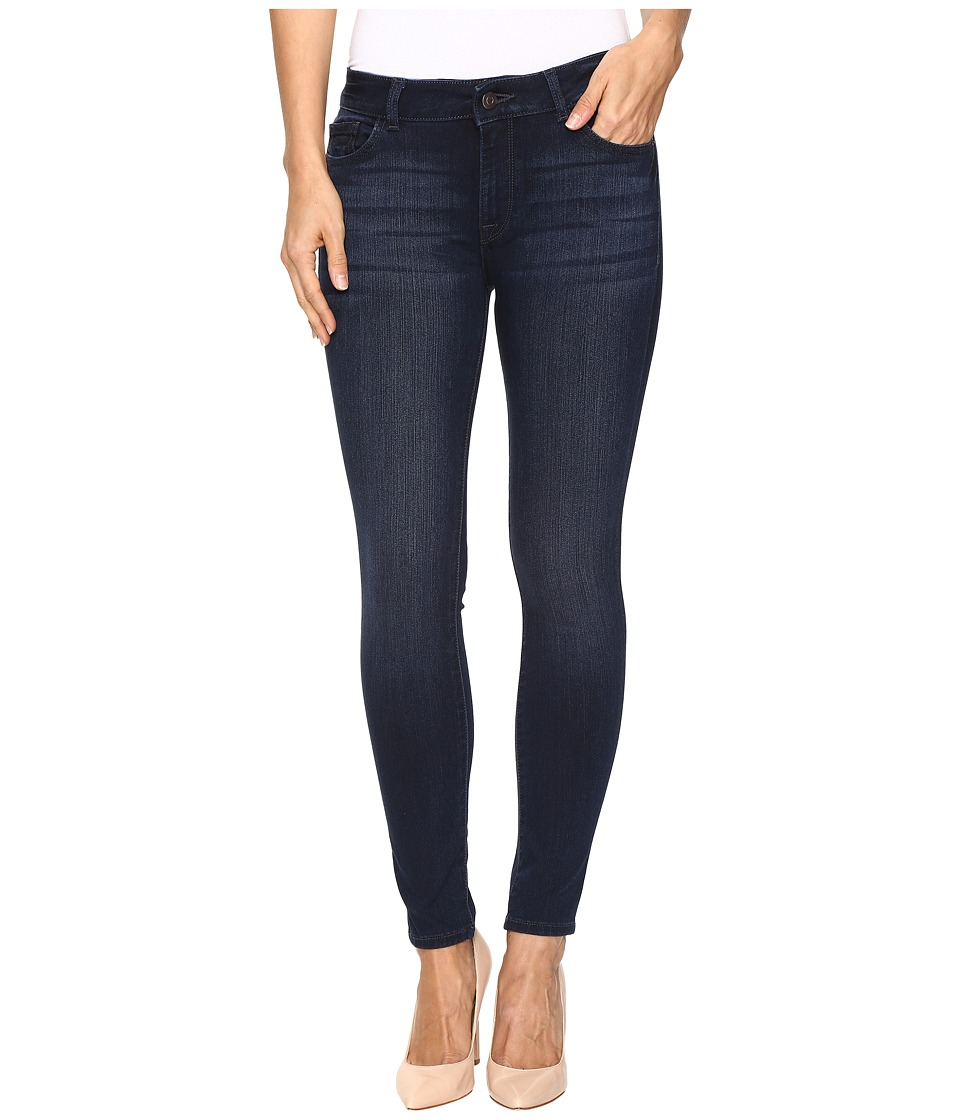 DL1961 Margaux Instasculpt Ankle Skinny in Moscow (Moscow) Women