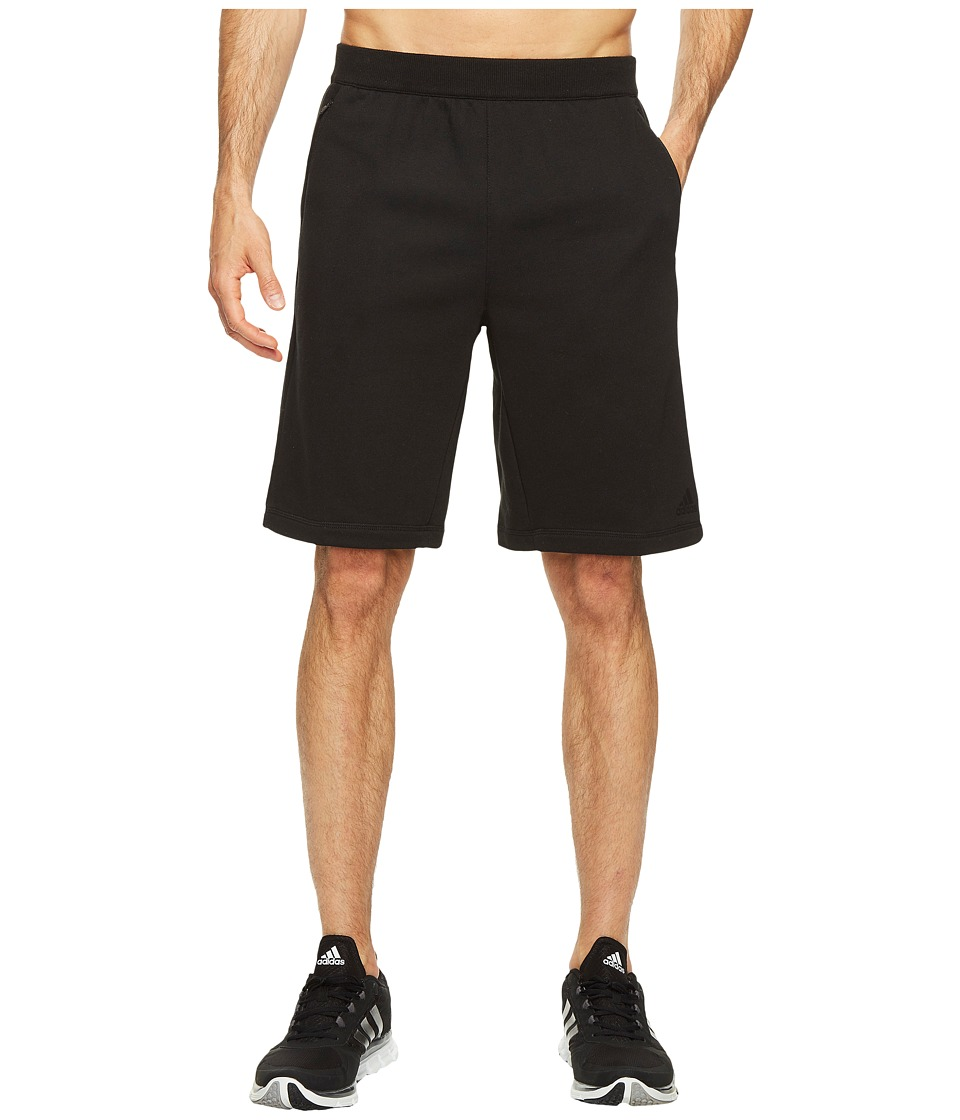 adidas Sport ID French Terry Shorts (Black) Men