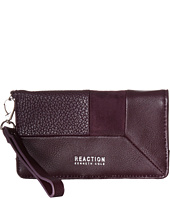 Kenneth Cole Reaction - Off Center Tech Phone Wristlet w/ RFID