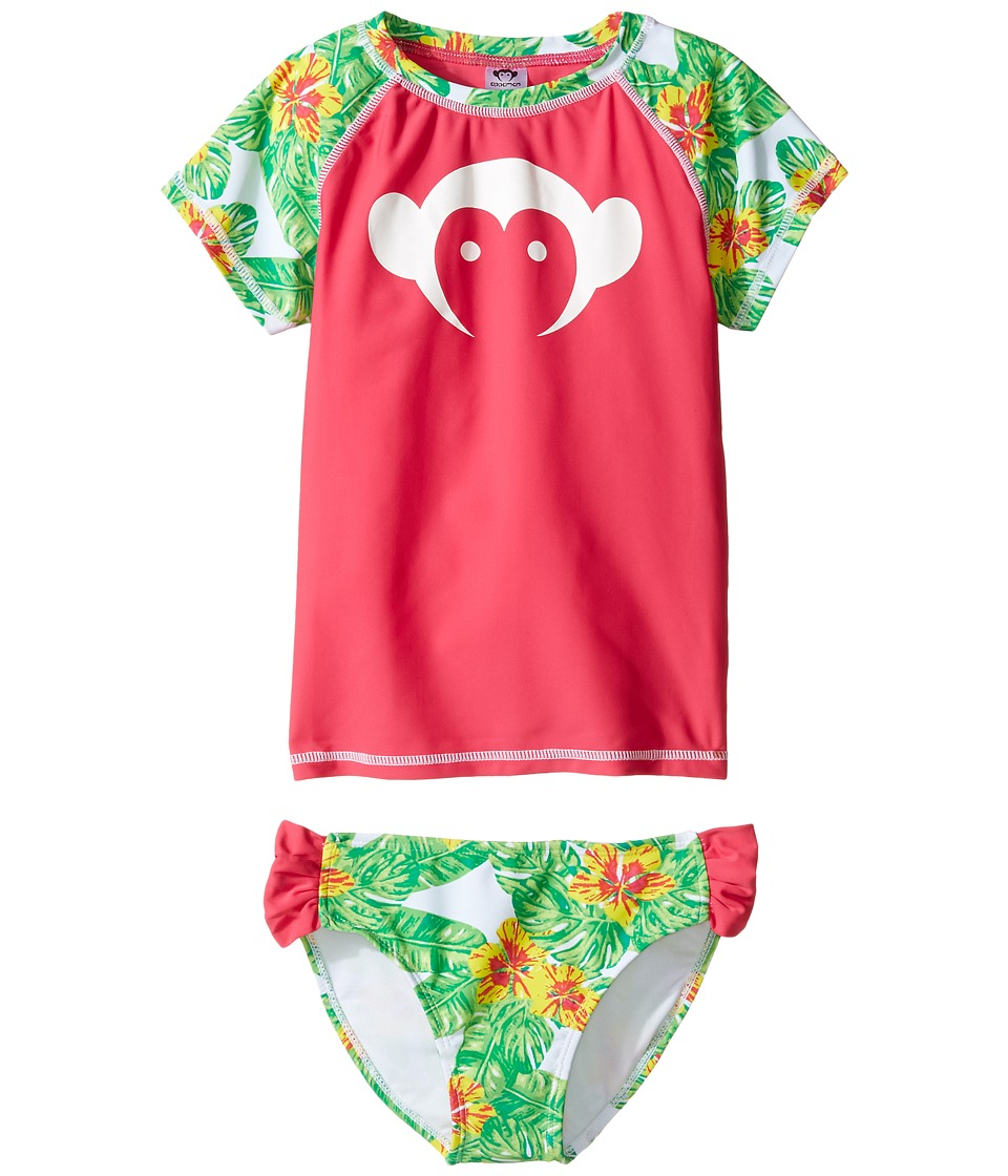Appaman Kids - Maui Rashguard Set w/ SPF 50 Cover-Up