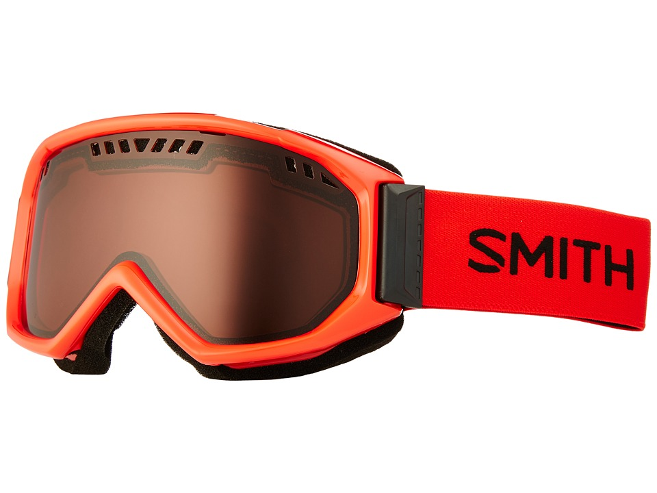 Smith Optics Scope (Fire Frame/RC36 Lens) Snow Goggles