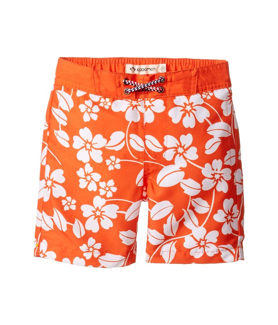 Appaman Kids - Island Floral Swim Trunks