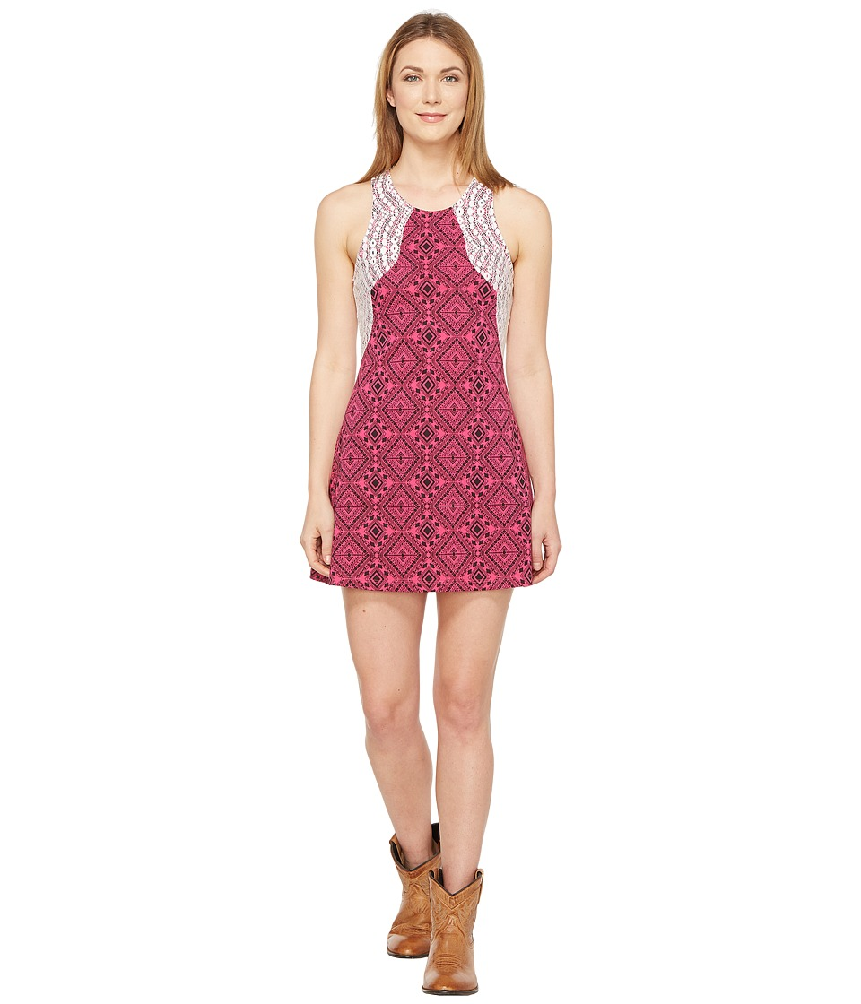 Rock and Roll Cowgirl - Sleeveless Dress 19-8234