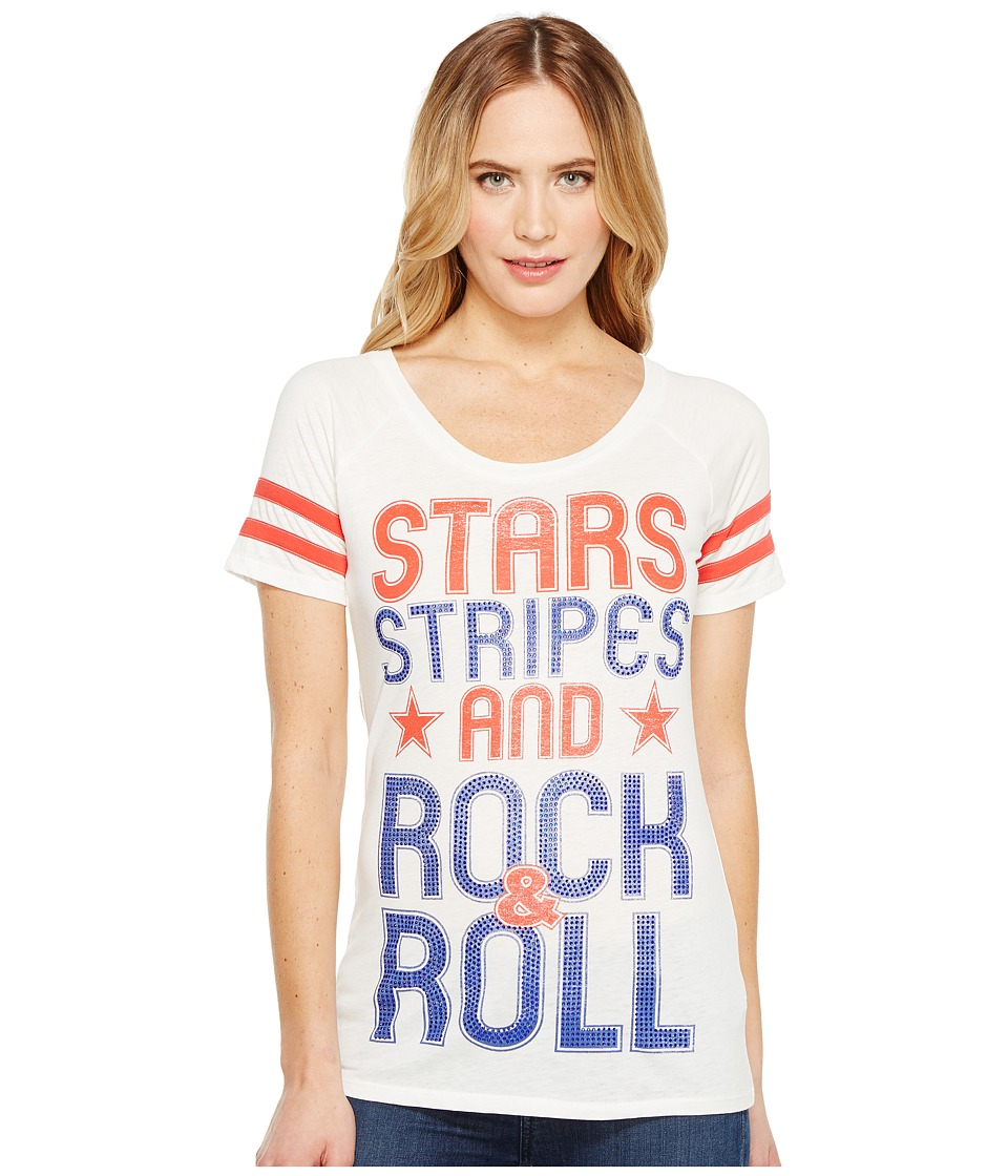 Rock and Roll Cowgirl - Short Sleeve Tee 49T1190