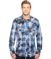 Rock and Roll Cowboy - Long Sleeve Snap B2S1251