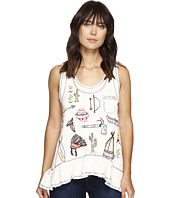 Double D Ranchwear - Dancing Winds Tank Top
