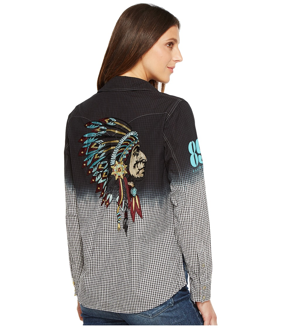 Double D Ranchwear - Thundercloud Shirt