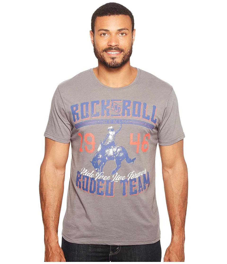 Rock and Roll Cowboy - Short Sleeve T-Shirt P9-1664