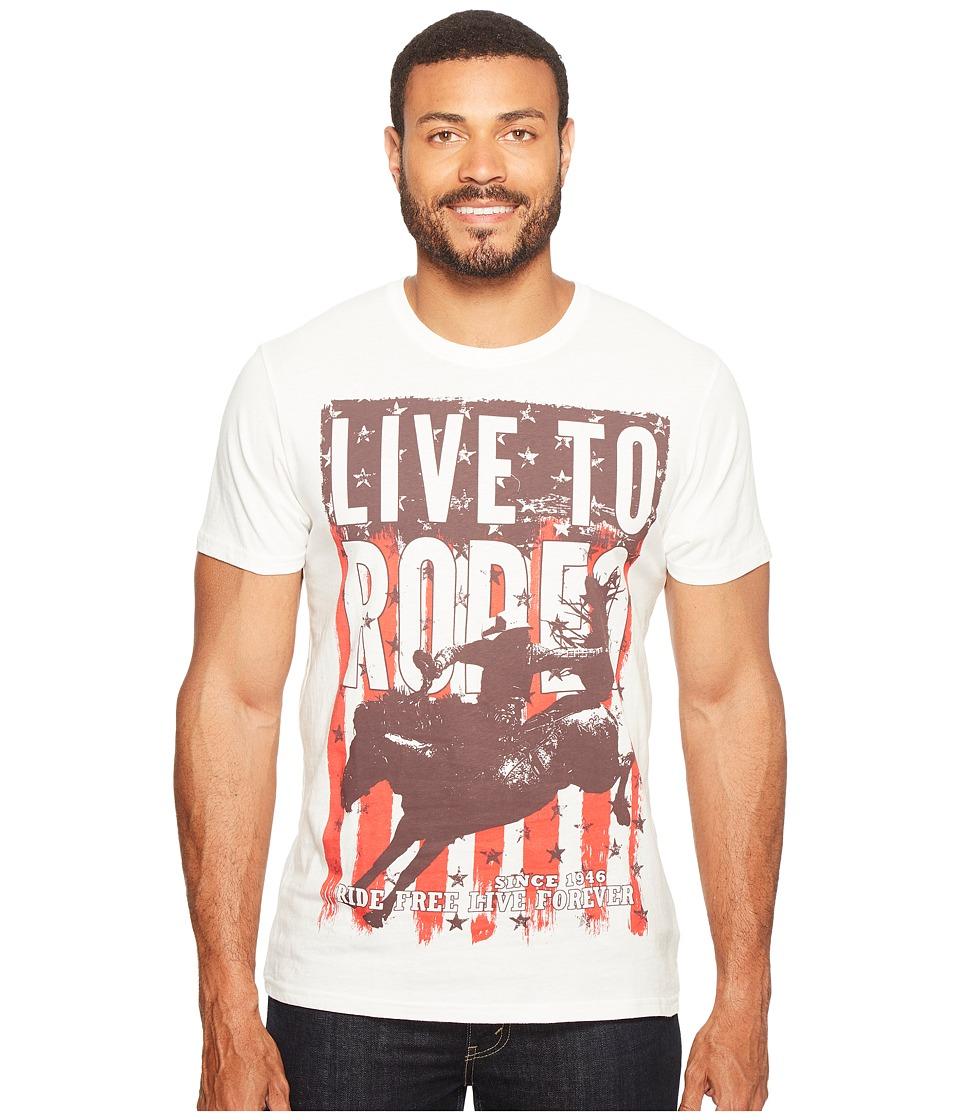 Rock and Roll Cowboy - Short Sleeve T-Shirt P9-1666