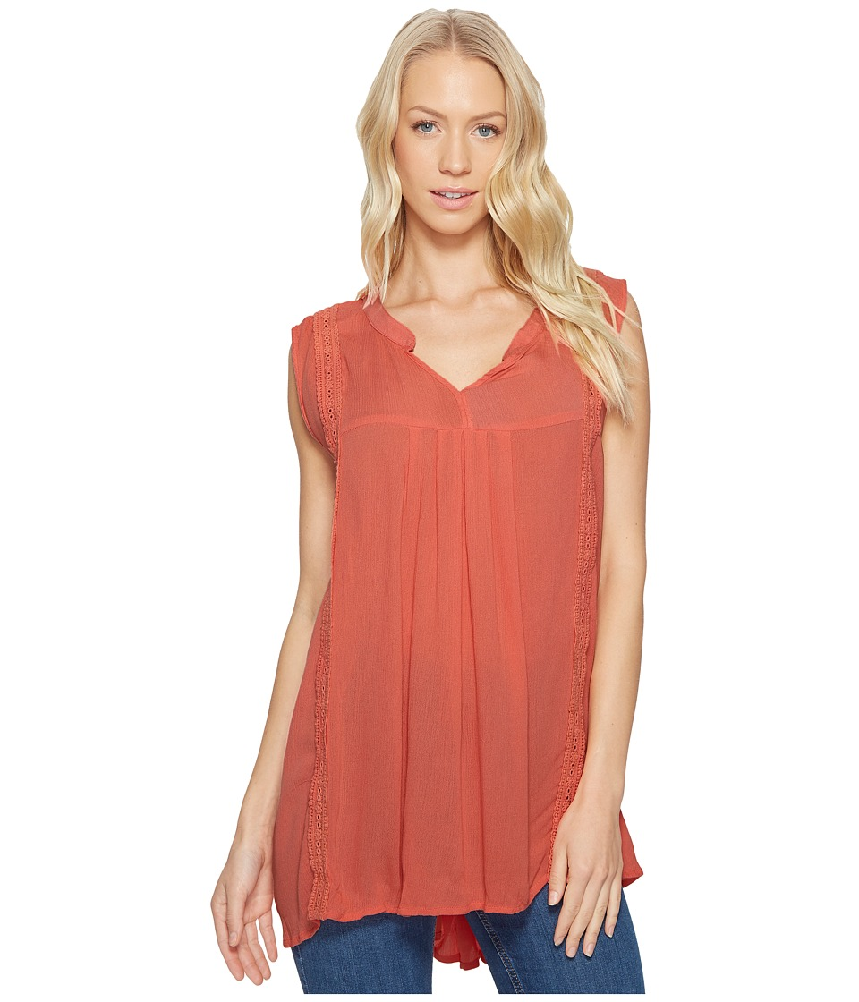 Rock and Roll Cowgirl - Sleeveless Top B5-1304