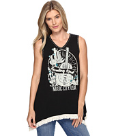 Double D Ranchwear - Traveling Kind Tank Top