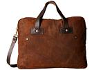 Billy Reid - Worn Leather Messenger Bag